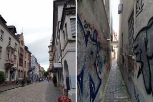 フライブルグ_街並み