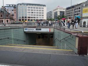 フランクフルト地下鉄